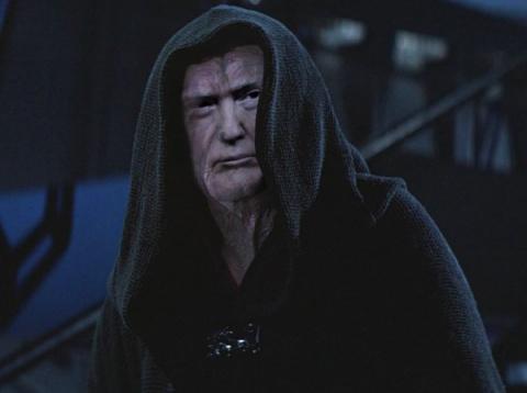 Как Чалый склоняет Трампа на тёмную сторону силы