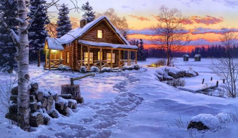 Вот какую температуру устанавливают зимой в домах жители разных стран