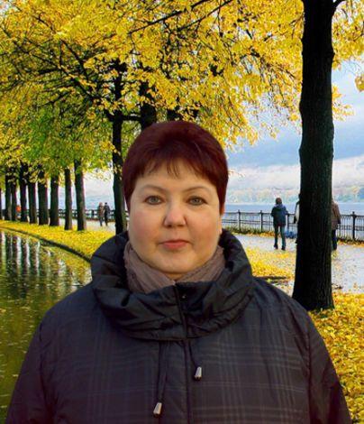 Татьяна Вялушкина (Спицына)
