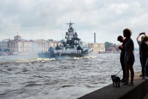 ВМФ России vs Альянс: шлюпки…