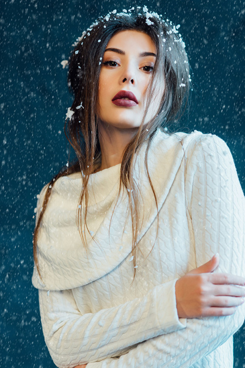 Lookbook Winter Charm by Totallook