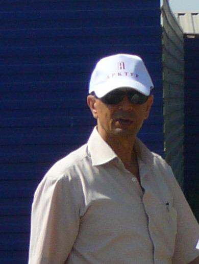 Борис Ежак (личноефото)