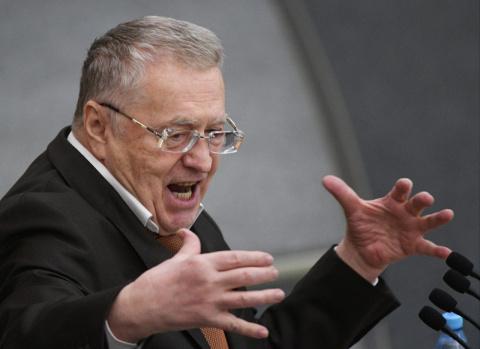 Жириновский призвал Болдуина и Стрип снимать кино, а не указывать Трампу