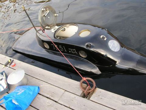 Первая частная подводная лод…