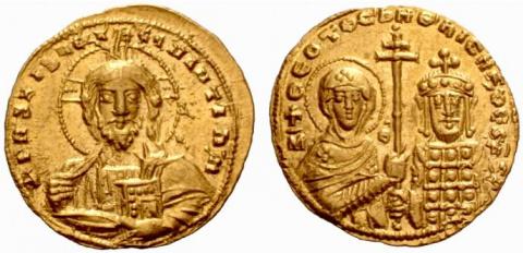 Из истории золотых монет