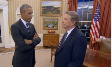 Обама: меня беспокоит, что России доверяют больше, чем США
