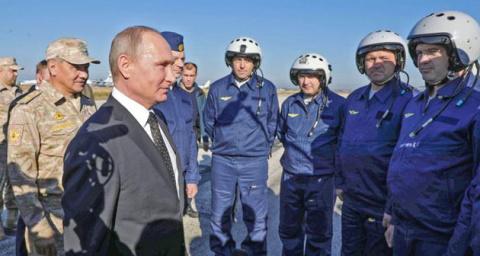 Победа России в Сирии. Следу…