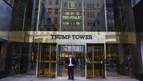 СМИ: россияне владеют недвижимостью в зданиях компании Трампа на $100 млн