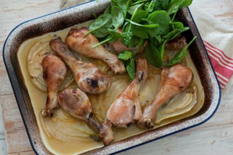 Курица — блюдо с множеством …