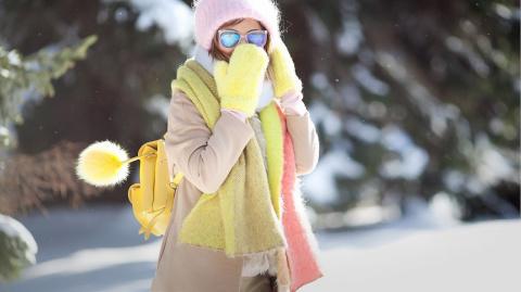 Тольяттинский зимний стиль
