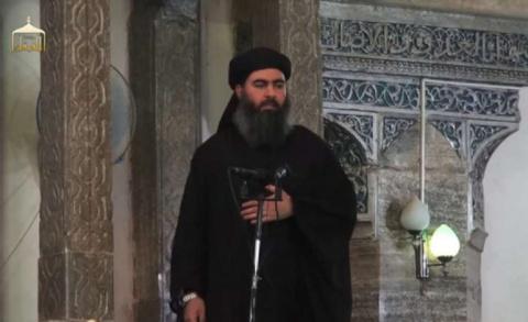Россия их сломала...лидер ИГИЛ признал поражение и обратился к сторонникам с прощальной речью