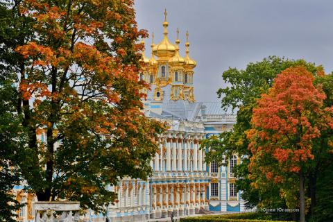 Золотая осень в музее-запове…