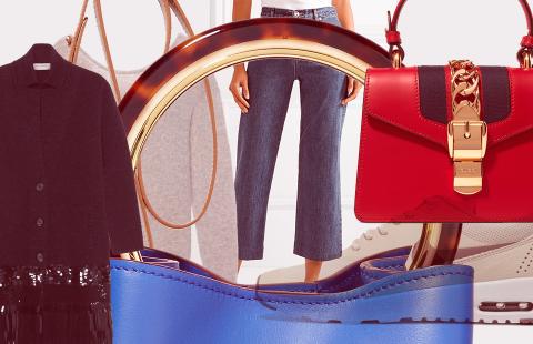 Как вписать трикотаж в осенний гардероб