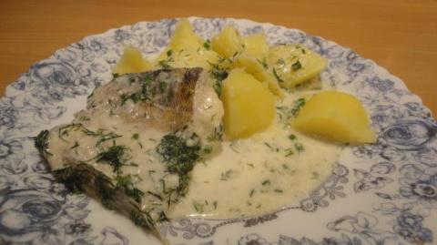 Как приготовить тушёную рыбу по-эстонски?