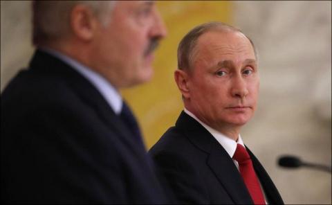 Лукашенко устроил демарш пер…