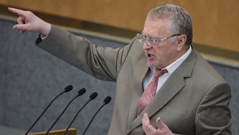 Жириновский предложил поощря…