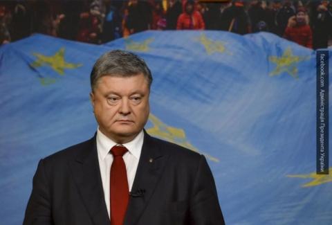 Самоликвидация Порошенко: почему украинский президент скрылся от народа