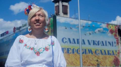 """""""Прочь отсюда, тварь украинс…"""