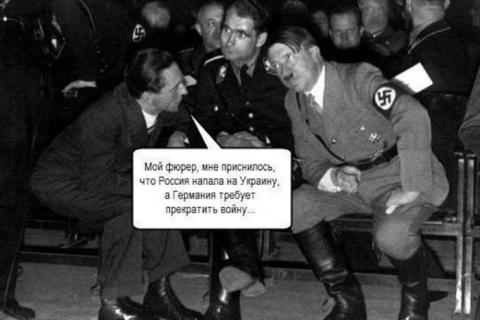 """Страны Европы наперебой требуют от России """"решительно осудить"""" Малороссию"""