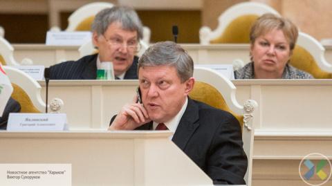 За заявление о Крыме Явлинск…