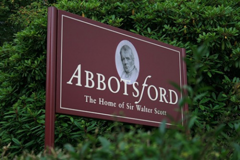 Abbotsford — Дом-музей Вальтера Скотта