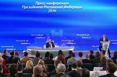 Большая пресс-конференция Вл…