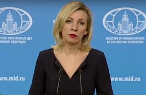 Захарова прокомментировала сообщения о ходе расследования причин смерти Чуркина