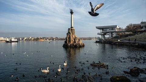 Приехали... Депутат Рады считает, что США имеют право претендовать на Крым