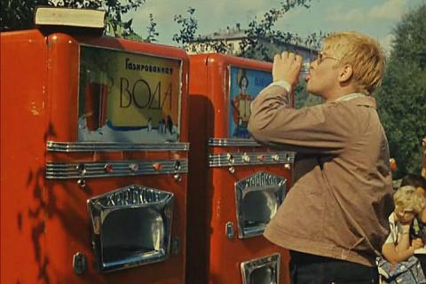 Советская газировка и напитк…