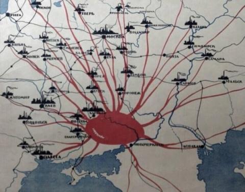 Почему Харьков и Донбасс не …