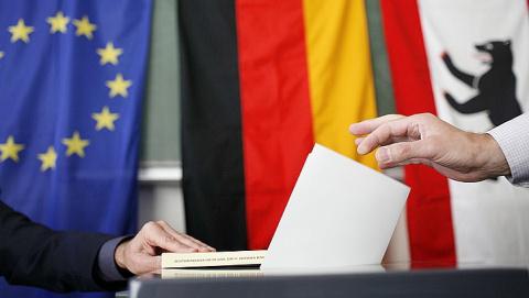 Выборы в Германии: Лояльные …