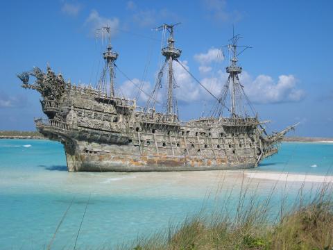 История легендарного судна «…