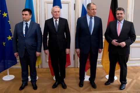 Костюмчик не сел: соцсети заподозрили беременность у главы МИД Украины Климкина