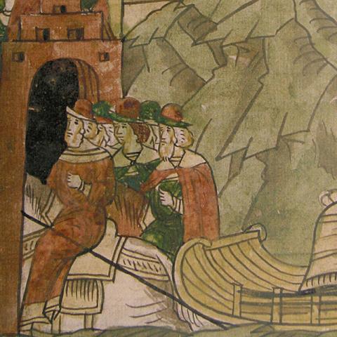 Тайна катастрофы и странных явлений на Руси в 1230 году. Что же это было?