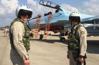84% летчиков ВКС России теперь с боевым опытом