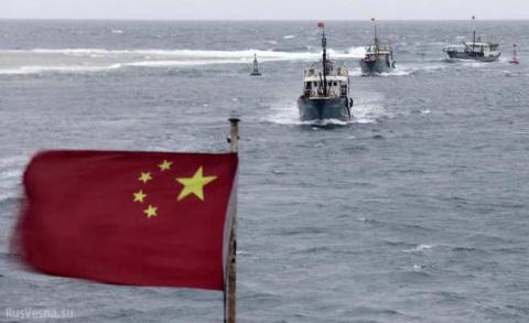 Китай – США: янки, брысь из …