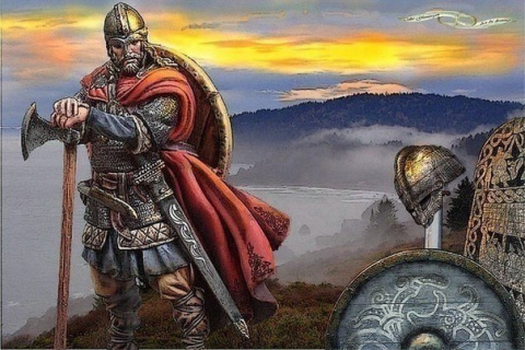 Описание древних славян греком