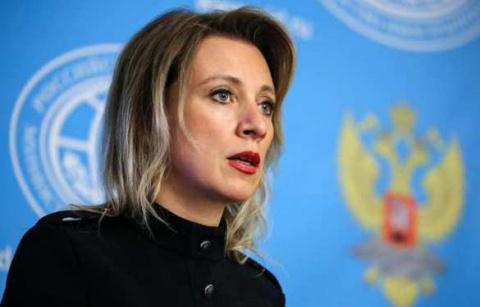 Захарова назвала удар коалиции в Ат-Танфе в Сирии прямым нарушением международного права