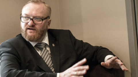 «Вау-эффект» прошел: Виталий Милонов высказался о падении рейтингов кандидата Грудинина...
