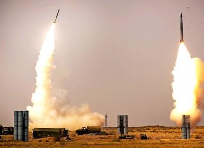 Российские ПВО в Сирии заста…