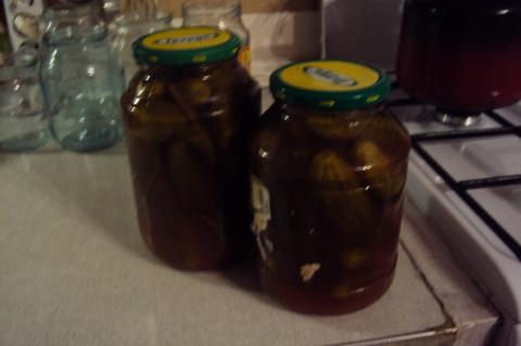 Огурцы в кетчупе Торчин Чили