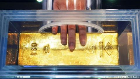 Пять фактов о золотовалютных…