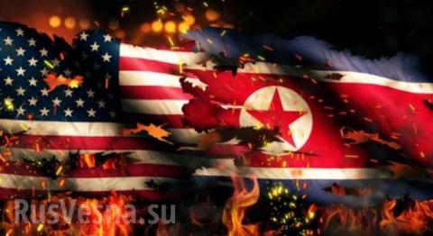 США нападут на КНДР во время…