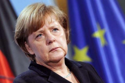 Меркель прокомментировала за…