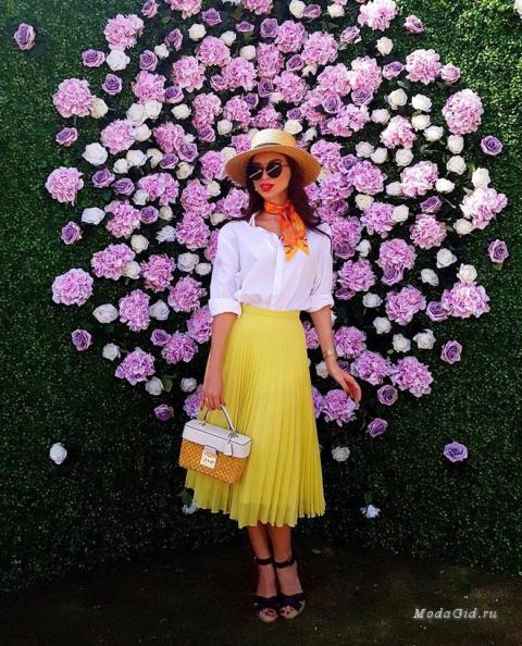 50 самых женственных образов от русских блогеров весна-лето 2017