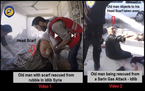 Жертвы Асада восстают из мертвых!