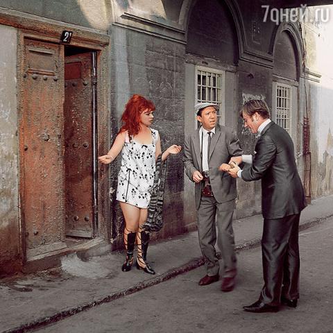«Цигель, цигель, ай лю-лю!» Как сложилась судьба рыжеволосой красотки соблазняющей  Руссо туристо на улицах Стамбула.