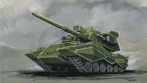 World of Tanks Blitz готовит…