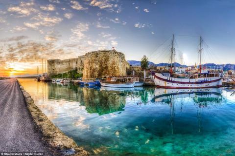 Средиземноморский рай: Северный Кипр
