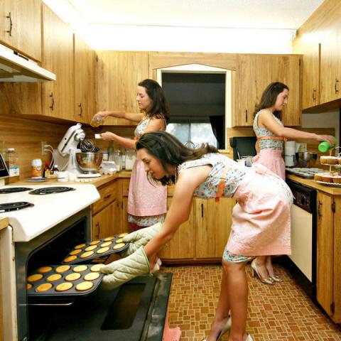 Чем накормить нежданных гост…